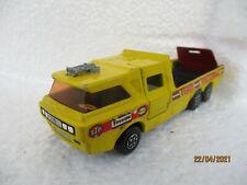 MATCHBOX K7 CAR RACING TRANSPORTER no packaging