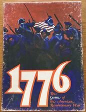 1776 (2nd Edition) - Avalon Hill 1974 - UNPUNCHED