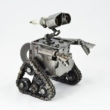 Wall e Sculpture from Scrap Metal Car/Bike Parts, Wall-e Figure, Walle 22CM big