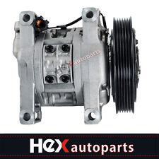 A/C Compressor Fits Nissan Sentra 00-06 1.8L 2.0L DKV11G 67460