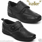 DR KELLER WOMENS TOUCH STRAP SHOES LADIES FLAT LOW WEDGE COMFORT CASUAL LOAFERS