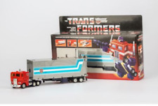 TRANSFORMERS G1 Reissue Optimus Prime AUTOBOT Gift Kids Toy Action
