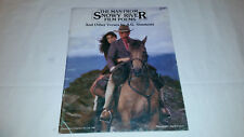 THE MAN FROM SNOWY RIVER FILM POEMS other verses A G SIMMONS Ned Kelly 1982
