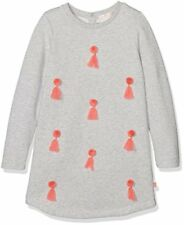 Billieblush Robe fille Gris (gris clair Chiné) 6 ans (taille Fabricant 06a)