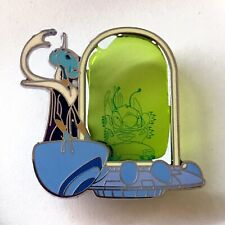 LE 500 Prisoner Stitch Light Green Capsule Stained Glass #6 Disney Park Pack Pin