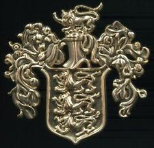WDI Disney Family Coat of Arms Crest Large Jumbo LE 300 Disney Pin 110669