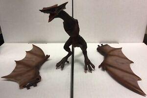"Movie Monster Series ""Hyper Gyaos"" Figure (TNHN 1999) Gamera Godzilla X-Plus"