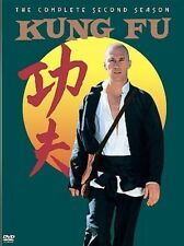 Kung Fu: Season 2 by David Carradine, Keye Luke, Philip Ahn, Radames Pera