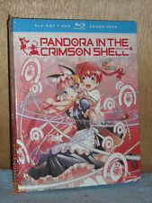 Pandora in the Crimson Shell: Ghost Urn Complete Series (Blu-ray/DVD, 4-Disc)