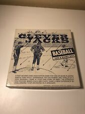 Clever Jacks Baseball For A Rainy Day Rare Collectible Baseball Strategy Game