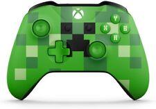 Minecraft Creeper Xbox One Wireless Controller Xbox One BRAND NEW