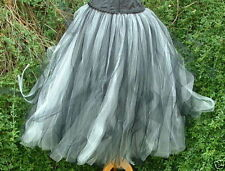 Tulle Party Regular Size Skirts Women's Tutu