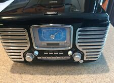 Crosley Clock Radio and CD Player Model CR612