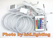 BMW Cotton Angel Eye Halo Ring Light LED SMD E46 RGB 2D 2 Door Coupe Facelift