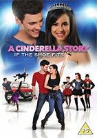 A Cinderella Story - If The Shoe Fits [DVD] [2017][Region 2]