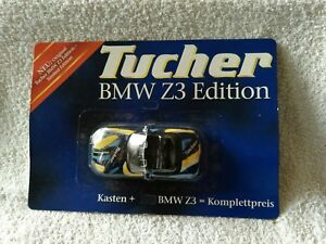 DIECAST MODEL CAR BMW Z3  TUCHER