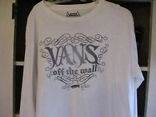 Men's Vans Off the Wall surf skate brand long sleeve shirt L