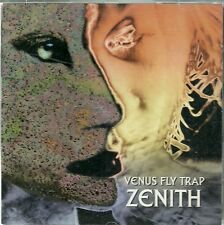 VENUS FLY TRAP-ZENITH CD(BIG BLUE)SIGNED