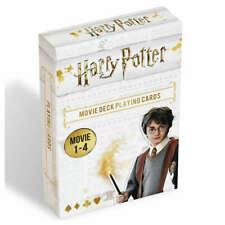 Harry Potter Playing Cards - Movies 1 - 4