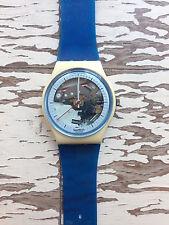 Orologio Swatch WHITE KNIGHT GW110 1987