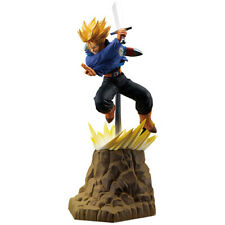DRAGON BALL Z - Absolute Perfection Trunks SSJ Pvc Figure Banpresto