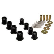 Energy Suspension Control Arm Bushing Kit 8.3115G; Black for Toyota Pickup 4WD