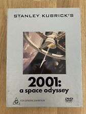 Near New 2001 A Space Odyssey, Deluxe Collector Set 2 Disc & Senitype (016994)