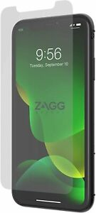 Zagg InvisibleShield Shatter Protect Glass Screen Protector iPhone 11Pro X XS