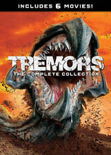Tremors: The Complete Collection New DVD! Ships Fast!