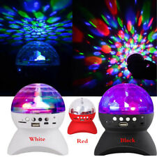 Disco Ball Party RGB LED Light FM USB TFMp3 Wireless Stereo DJ Bluetooth Speaker