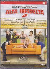 Dvd **ALTA INFEDELTA'** con Biagio Izzo Pino Insegno nuovo 2010