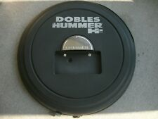 Hummer H2 spare tire cover