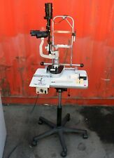 Shin Nippon SL-101 slit lamp Ophthalmology Ophthalmic Inami 10x 16x on stand