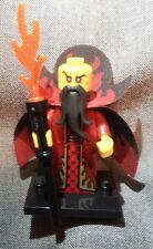 LEGO Series 13 Evil Wizard Emperor Minifigure + Package + Insert!