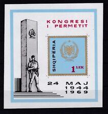 Albanien 1969 postfrisch MiNr. Block 37