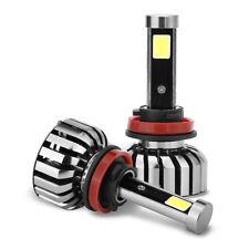 WLKE H11 80W 12000LM LED Headlight Kit Hi/Lo Beam Bulbs 6000K Lamp