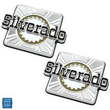 1980-87 Chevrolet Silverado New Nameplate Emblem GM 14014315 PR