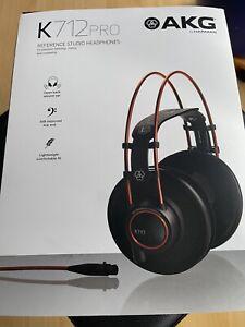 AKG K712Pro Referenz Kopfhörer Neuwertig