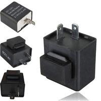 2 pin Indicador de señal de vuelta Resistor Rele de intermitencia Intermitente