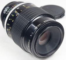 NIKON pré-Ai 105 mm F4 Micro-Nikkor