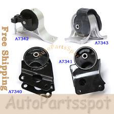 Transmission Engine Motor Mount Kit For 02-06 Nissan Altima 2.5L Auto Trans G050