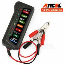Car Battery Tester 12V Automotive LED Digital Vehicle Analyzer Diagnostic Tool