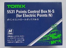 Tomix N Scale  5531 Point Control Box N-S for Electric Points N