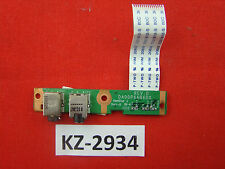 Original HP Compaq presario cq61 sound Board Carte Board #kz-2934