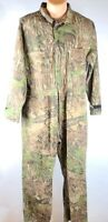 Vintage Walls Realtree Jumpsuit Coveralls Camouflage Unlined USA Made Size Large