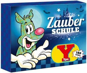 Zauberkasten für Kinder Triple A ToysZauberschule Yps, Zauberkoffer Spielzeg