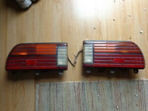DATSUN 1982-1983 280ZX OEM TAIL LIGHTS IN GOOD CONDITION Look!