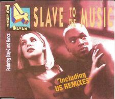 TWENTY 4 SEVEN Slave to Music 6TRX RARE REMIXES CD Single SEALED USA seller 24 7