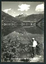 Lago di Cadore ( Belluno ) - cartolina viaggiata nel 1964 per Formignana