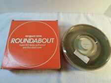 Argus Roundabout Carousel Slide Container